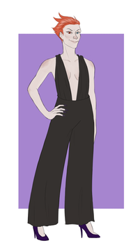 Moira O'Deorain by Funny-horsey