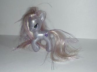 Charity Custom 'Halsey' a FiM Disaster Relief OOAK by wylf