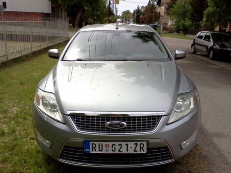 Ford Mondeo 1 by kanodoom