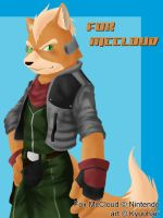 Fanart - Fox McCloud by ronso