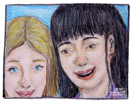 Girls by Indirect-Crayon