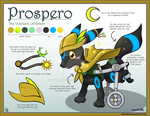 Prospero Reference Sheet by MeMiMouse
