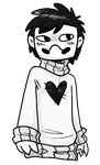 Transparent Zacharie by Patcha105