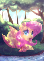 Fluttershy by Left2Fail