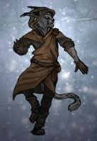 Skyrim Character Portrait : Indra by Snoreway
