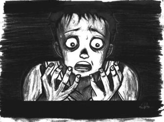 Tetsuo Freaks Out by gothichyppie