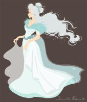 Snow Queen by samycat