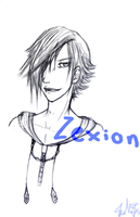 +Zexion+ by aikei-chan