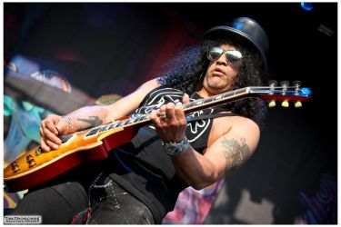 Slash / Graspop / 2010 by TimTronckoe