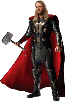 Thor by cptcommunist