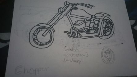 Motorstorm Chopper by RooKIEbest70