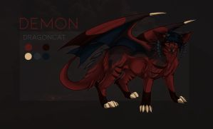 Demon Ref 2018 by CALLYKITTY