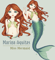 Marina Aquinas - BOTR Entry by ninique