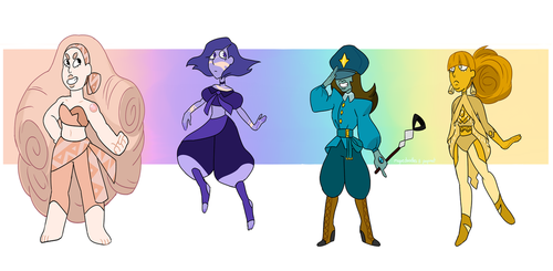 Collab Adopts (3/4 Open) REDUCED PRICE by popinat