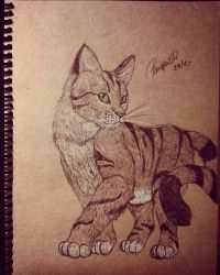 McGonagall, is that you? by firsthuntress