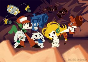 Cave Story by Drojan