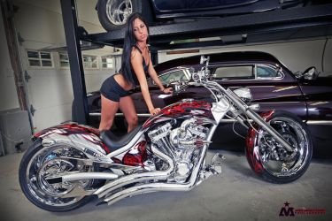 Iron Horse Chopper 093 by mgiacco07