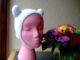 Adventure Time - Finn and Jake by knerdy-knits
