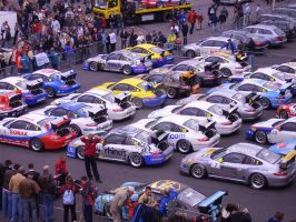 Porsche Cup 2007 by chrispg2000