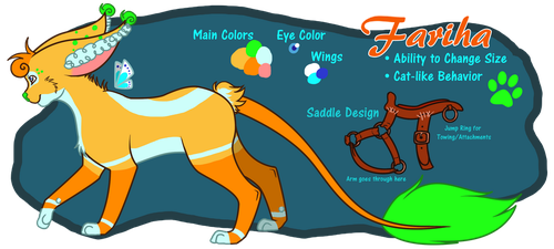 Fariha Reference 2015 by Firestar24