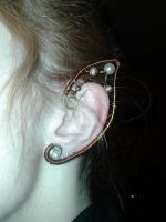 Elven ear jewelry by petra-gergely