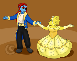 Alphyne - Tale as Old as Time by hotcheeto89