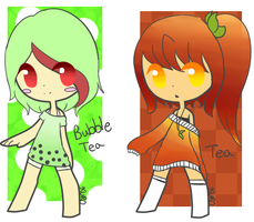 .:  Adoptables Batch #1 CLOSED :. by KuromiChu