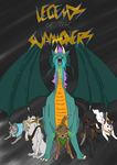 Legends of the Summoners COVER PAGE by Snazzy-Spoons