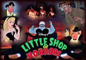 Disney's ''Little Shop of Horrors'' by Lonewolf-Sparrowhawk