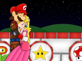 Thank you Mario... COLORED by ME-zero