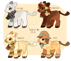 $15 cow adopts! CLOSED. by loppyrae