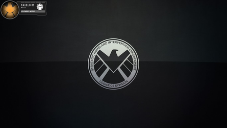 SHIELD Desktop (Inactive) by Oni3298