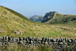 Hadrian's Wall (5) by masimage