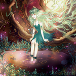 Forest Spirit [Contest] by Astral-Chan