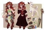 Custom Design ~ Kiffels by LunarAdopts