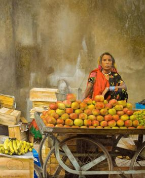 MARKET I by williamstanfield