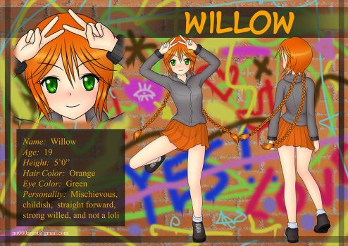 Willow ref by Tallon90