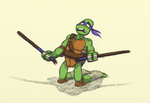 Donatello by KelpGull