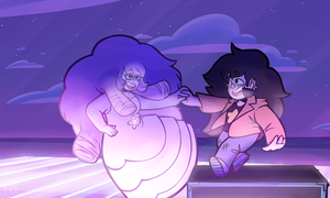 We Need to Talk ~Steven Universe by Speckled-Waffle