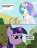 Excuse me, Princess by TTD33x