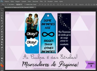 Bookmarks The Fault In Our Stars by dalilasweetbaby