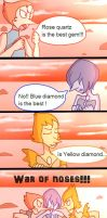 SU Wtf Comic 1 War of Pearls by mariogamesandenemies