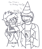 Ten Days Growth: Paul's Bday by Shauni-chan