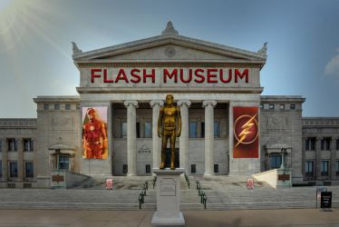 The Flash Museum by SavageComics