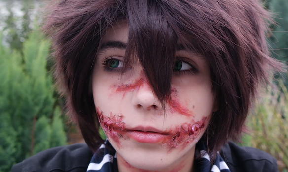 Liu Woods Cosplay /// CREEPYPASTA by betweenmyface
