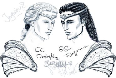 Gil-galad concepts 2 by Sirielle