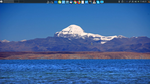 OpenSUSE by artbhatta