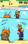 HG Nuzlocke : 84 by SaintsSister47