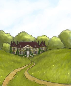 the Cromwell Manor by WisdomsPearl