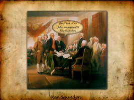 A Moment In History by KenSaunders